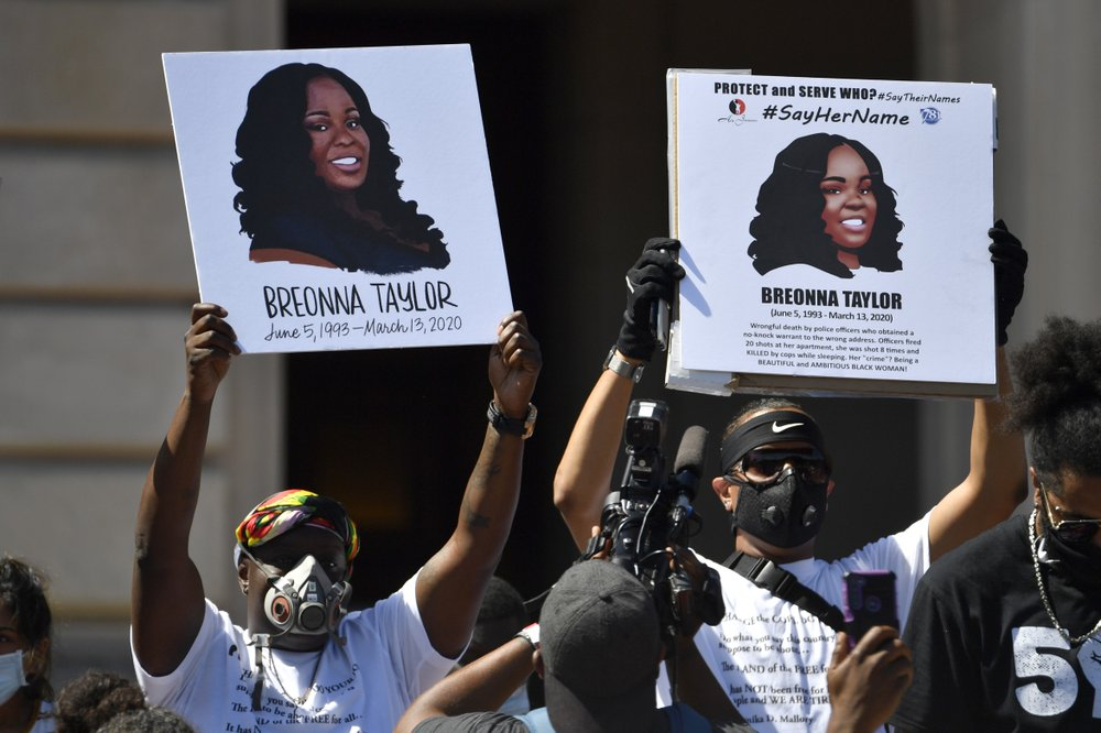 AP PhotoTimothy D. Easley - How the war on drugs killed Breonna Taylor