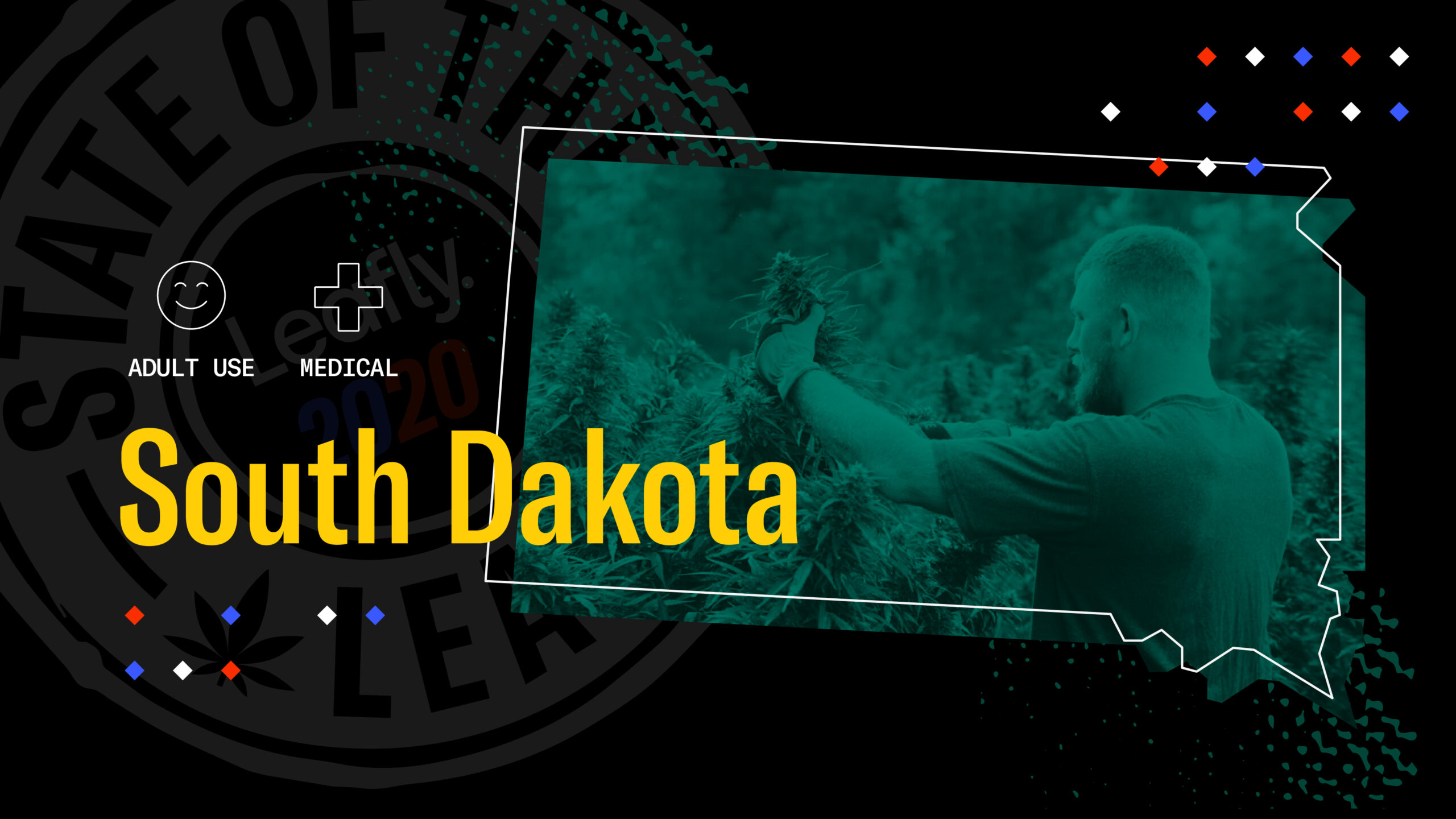 Election 2020: South Dakota cannabis legalization guide
