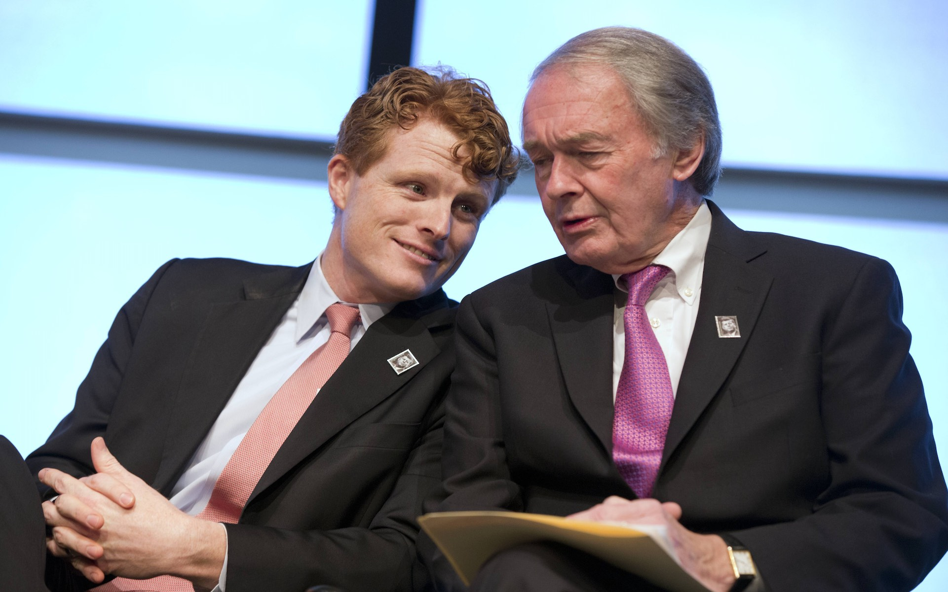 Kennedy and Markey - Massachusetts Senate primary begs the question: Which candidate loves legalization least?