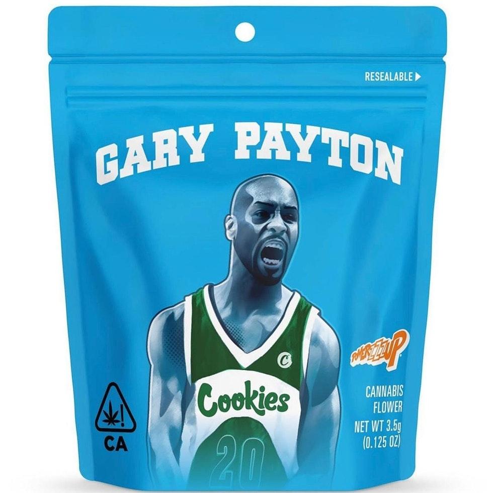 foto de la variedad Cookies de cannabis de Gary Payton