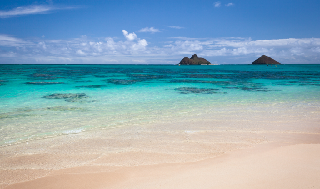 HawaiianChoice 1350 by 800 Lanikai Beach Islands 1024x607 - Looking for THCV, CBN, CBG, or CBC? Rare Cannabinoid Company has you covered