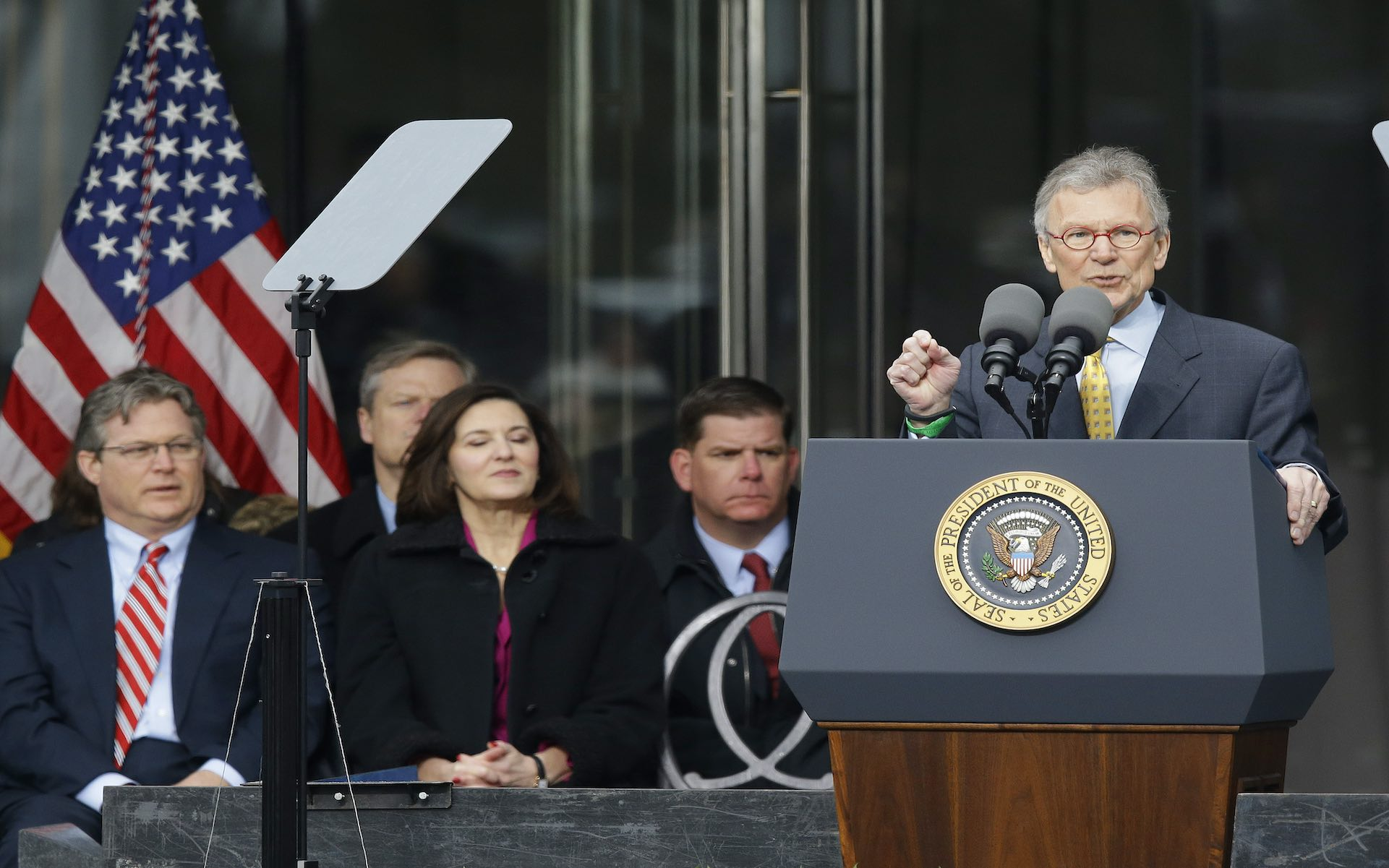Why former US Senate leader Tom Daschle is all in for legalization in South Dakota