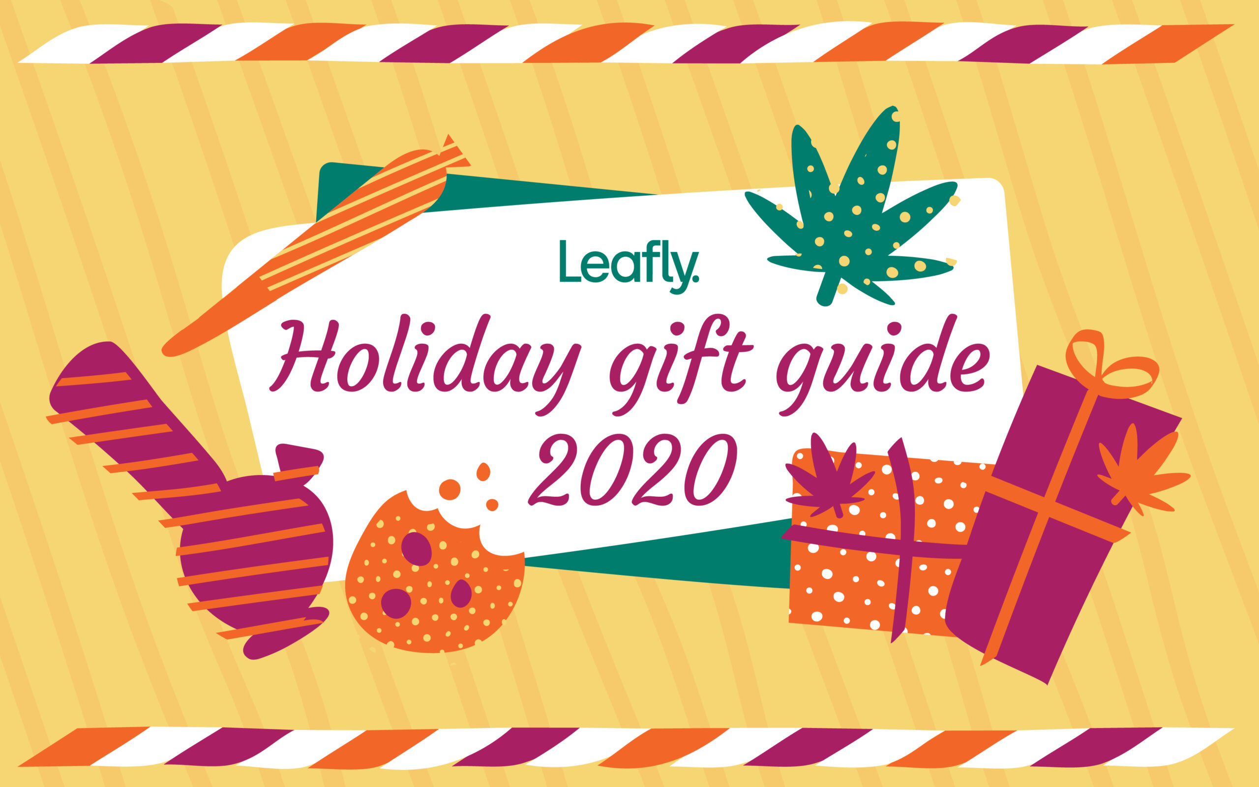 photo of The Leafly 2020 Holiday Gift Guide image