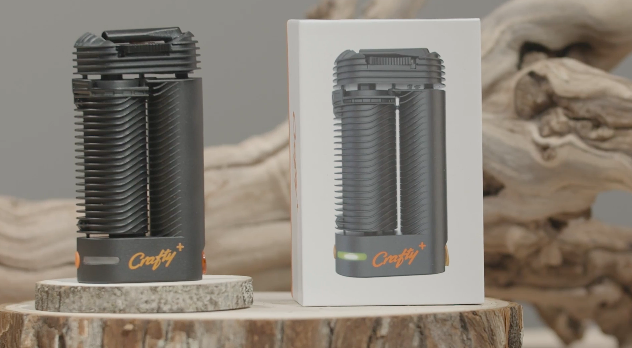 Unboxing the Crafty+ portable vaporizer