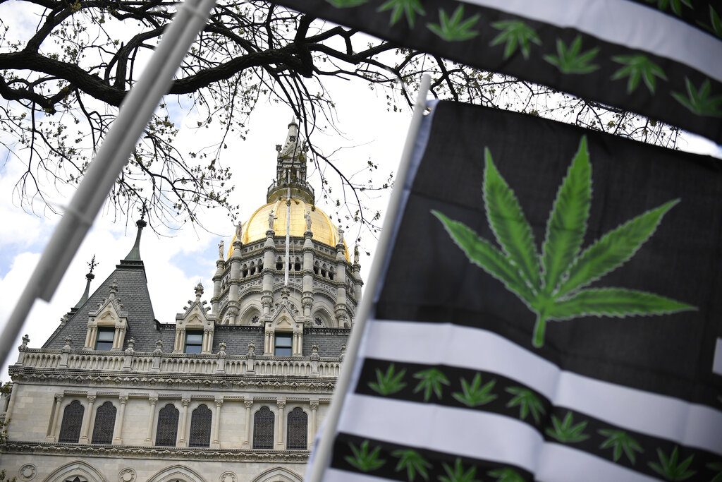 Sorry, Connecticut, no legalization for you…yet