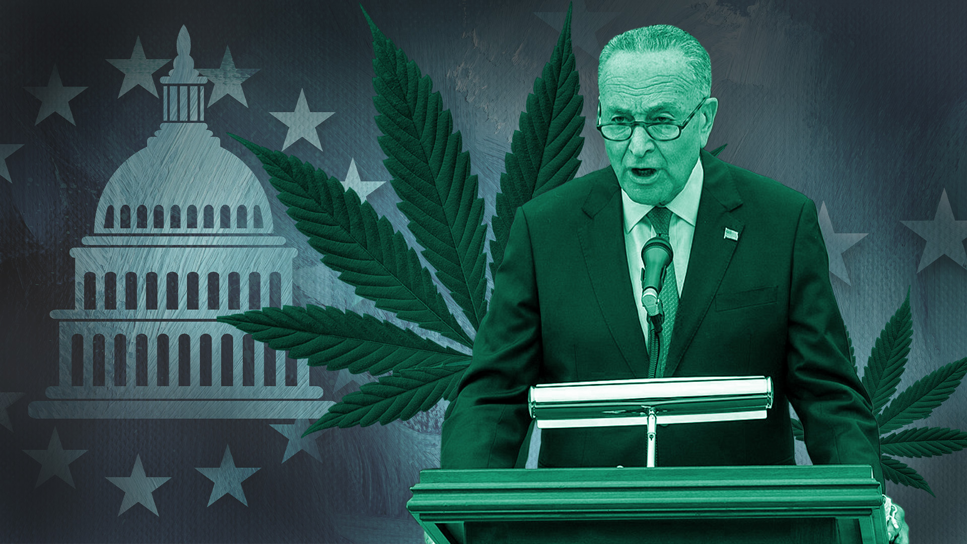Chuck Schumer unveils marijuana bill that would end federal prohibition, finally | Leafly
